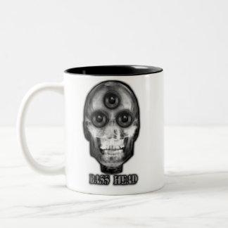 BASS HEAD Dubstep Artist Mug