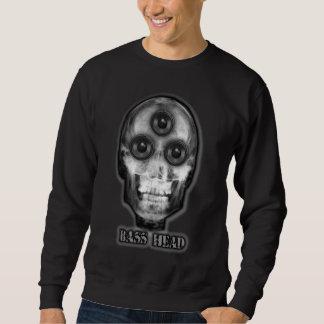 BASS HEAD Dubstep Artist Pull Over Sweatshirts