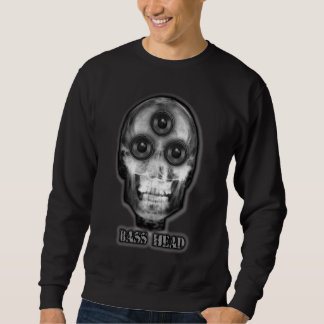 BASS HEAD Dubstep Artist Sweatshirt