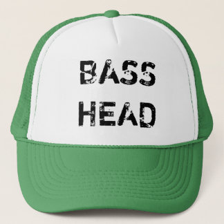 Bass Head hat