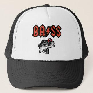 Bass (Horns) Trucker Hat