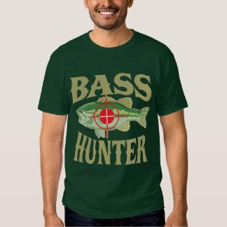Bass Hunter Tee Shirts