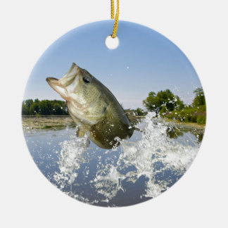 Bass Jump 2013 Christmas Ornament