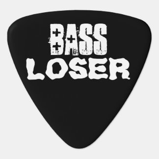 Bass Loser Plectrum