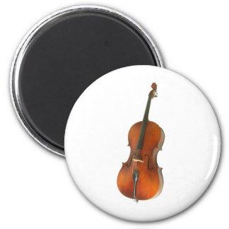 Bass 6 Cm Round Magnet