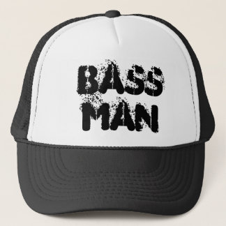 Bass Man Hat