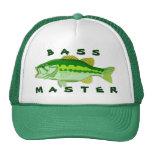 Bass Master Cap