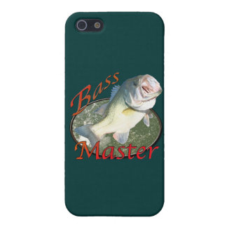 Bass master case for the iPhone 5