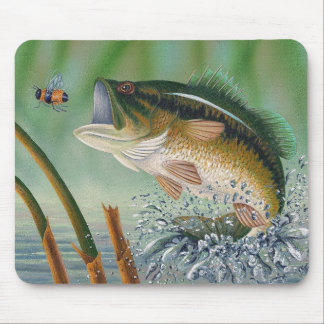 bass mouse pads