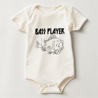 Bass Player Baby Bodysuit
