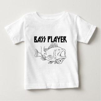 Bass Player Baby T-Shirt
