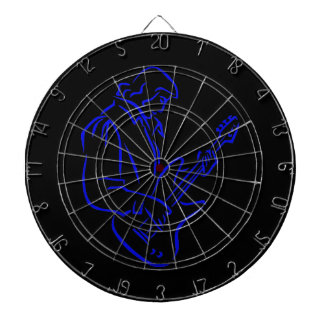 bass player outline male blue.png dartboard