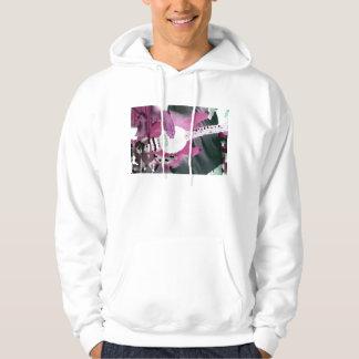 bass player painterly invert mag four string bass hoodie