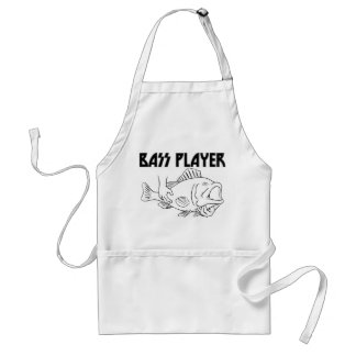 Bass Player Standard Apron