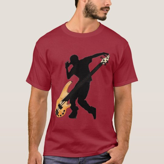 Bass Player Swag T-Shirt