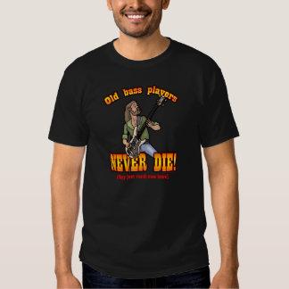 Bass Players T-shirts