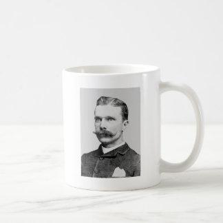 Bass ~ Sam Western Outlaw Train Robber Coffee Mug