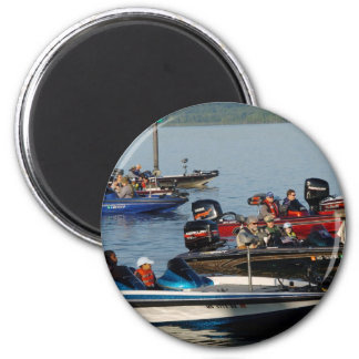 Bass Tournament Magnets