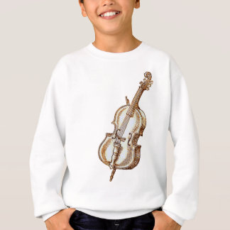 Bass Violin Sweatshirt