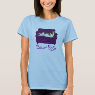 Basset Babe T-Shirt