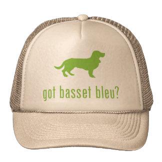 Basset Bleu de Gascogne Trucker Hats