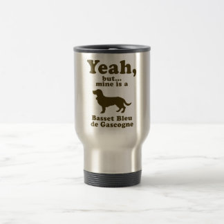 Basset Bleu de Gascogne Coffee Mug