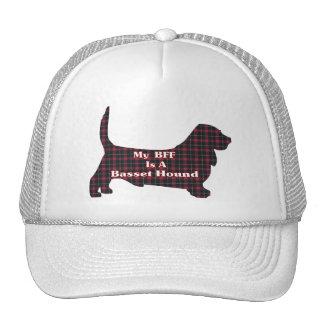 Basset Hound BFF Hat
