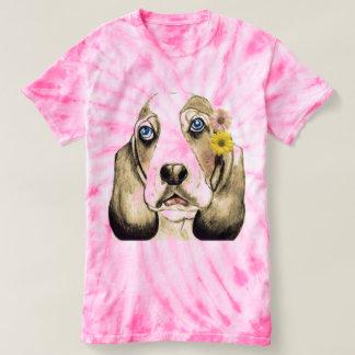 Basset Hound by Carol Zeock T-Shirt