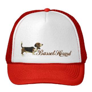 basset hound cap