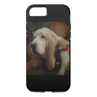 Basset hound cell phone case