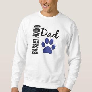 Basset Hound Dad 2 Sweatshirt