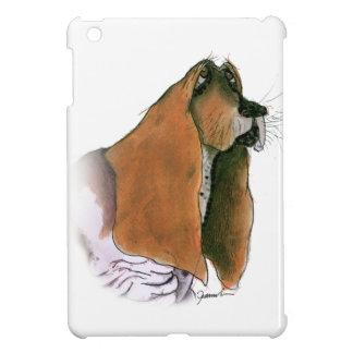 Basset Hound Dog, tony fernandes Case For The iPad Mini
