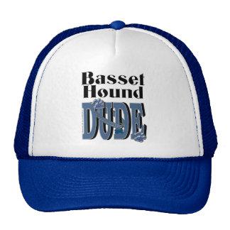Basset Hound DUDE Cap