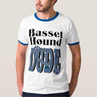 Basset Hound DUDE T-shirts