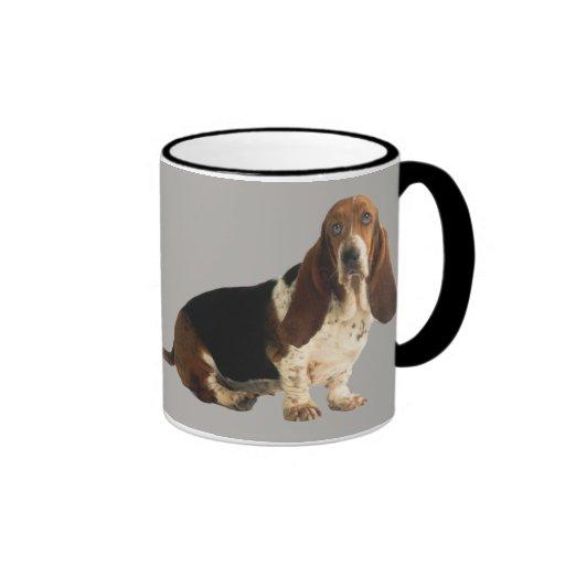 Basset Hound Fun Loving Mug