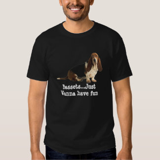 Basset Hound Fun Loving Unisex Shirt