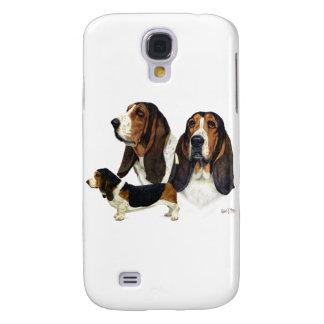 Basset Hound Galaxy S4 Case
