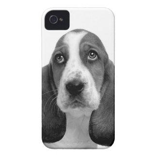 Basset Hound iPhone 4 Case