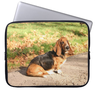 Basset Hound Laptop Case Laptop Sleeves