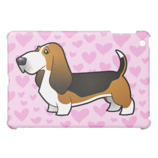 Basset Hound Love (add a pern) Case For The iPad Mini