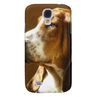 Basset Hound Photo Galaxy S4 Case