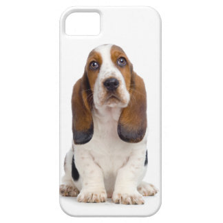 Basset Hound Puppy iPhone 5 Case
