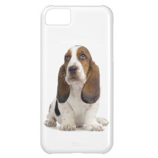 Basset Hound Puppy iPhone 5C Case