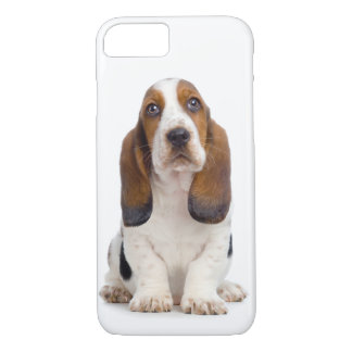 Basset Hound Puppy iPhone 7 case
