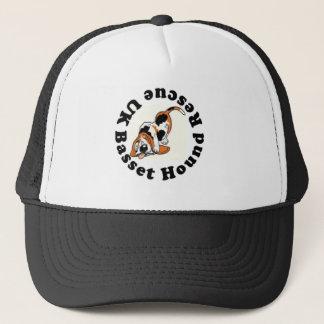 Basset Hound Rescue Trucker Hat