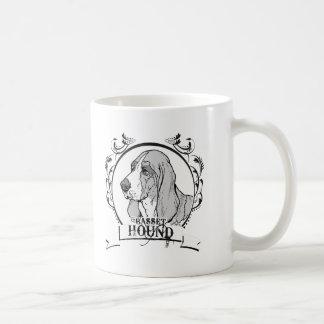 Basset Hound T-shirt Mug
