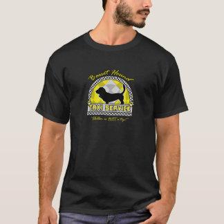 Basset Hound Taxi Service T-Shirt