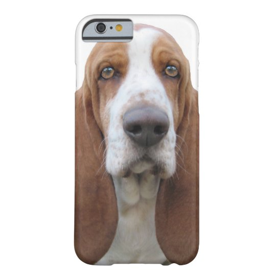 Basset Hound To Howl About Barely There iPhone