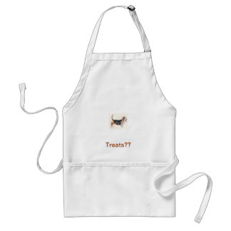 Basset Hound Tri-Colored Aprons