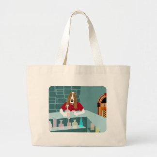 Basset Hound Whiskey Bar Bags